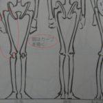 人体模型の骨格を描く練習は意味があるの?
